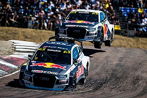 Audi to withdraw from World Rallycross
