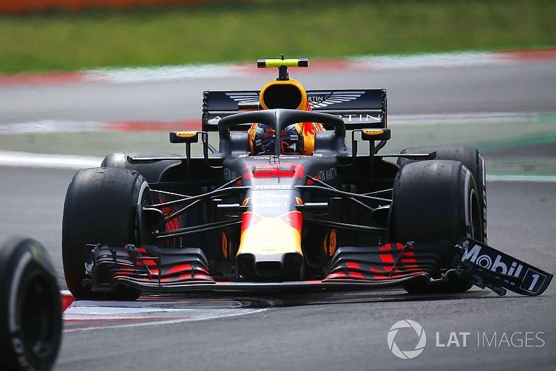 Verstappen diz que achava que danos seriam mais prejudiciais