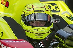 IndyCar Prove libere Indy 500, Libere 1: tripletta Penske, ma Sato è il più rapido senza scie