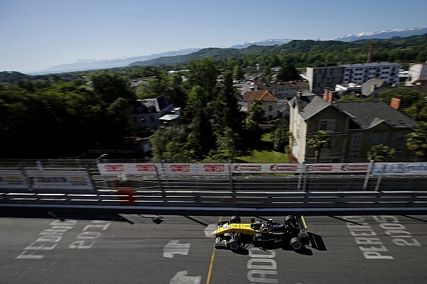 F3 Europe Diaporama Les plus belles photos du Grand Prix de Pau
