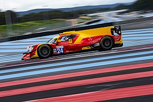 ELMS Gara La Racing Engineering trionfa al debutto al Paul Ricard