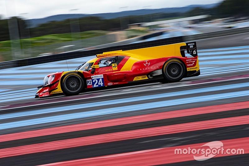 La Racing Engineering trionfa al debutto al Paul Ricard