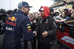 Fórmula 1 Noticias Hamilton hizo las paces con Verstappen en China
