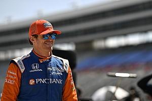 IndyCar Actualités McLaren a approché Scott Dixon