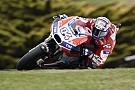 MotoGP VIDEO: Kecelakaan Dovizioso di FP4 Phillip Island