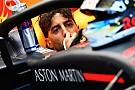 Formula 1 Ricciardo penalizzato con tre posizioni sulla griglia di domenica!