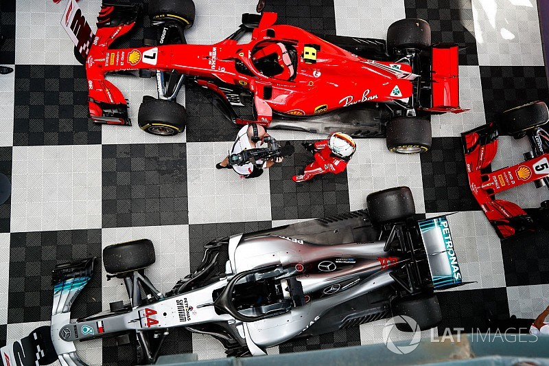 Mercedes проиграла гонку из-за VSC. Как такое могло произойти?