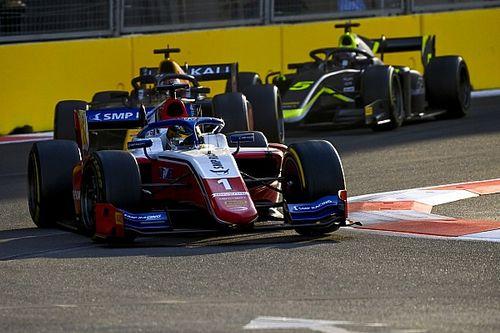 Подиум в Баку сделал Шварцмана 3-м в общем зачете Формулы 2