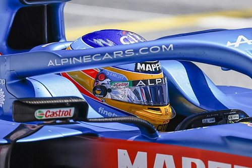 """Alonso wordt dit F1-weekend 40 jaar: """"Ik voel me nog 25"""""""