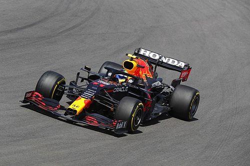 Perez nie miał spowalniać Hamiltona