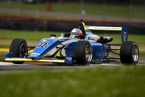 USF2000: Kiko Porto garante pole no último minuto em Mid-Ohio
