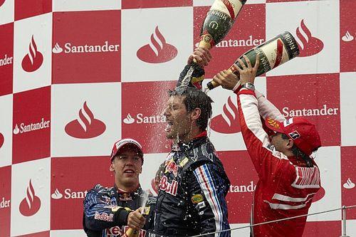 Webber, Ferrari'ye gitmediği için pişman değil