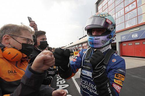 A McLaren elégedett Ricciardóval, bár az ausztrál még küzd az autóval