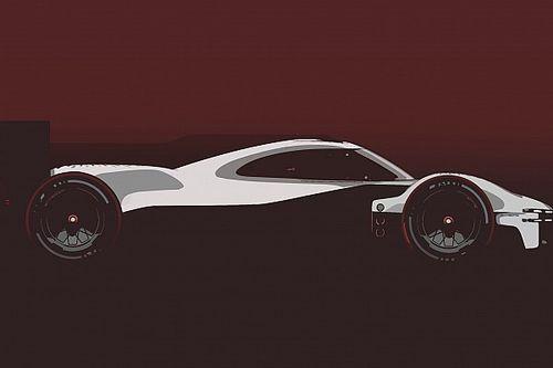 Porsche LMDh prototype set for Le Mans, WEC, IMSA in 2023