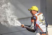 La carrera de Albert Arenas hasta ser campeón de Moto3, en imágenes
