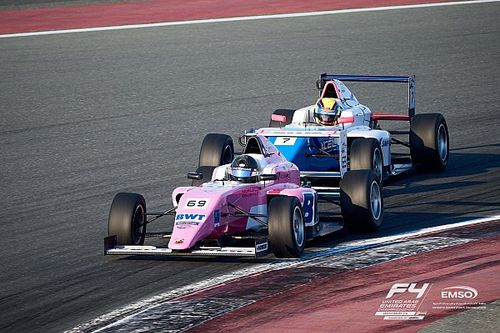 Российский дебютант сотворил сенсацию на этапе Ф4, Трулли стал чемпионом