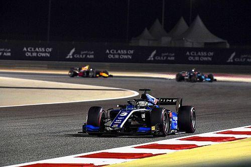 "Zhou: Heading Alpine F2 battle ""definitely a good feeling"""