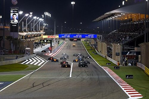 Imola in, China out as F1 reveals 2022 calendar