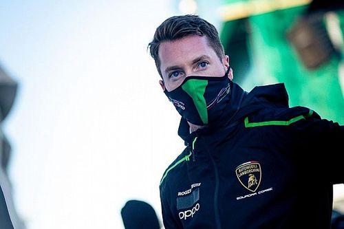 Bortolotti debutta nel DTM ad Assen con la Lamborghini di T3