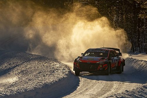 How Tanak froze out the competition at the Arctic Rally