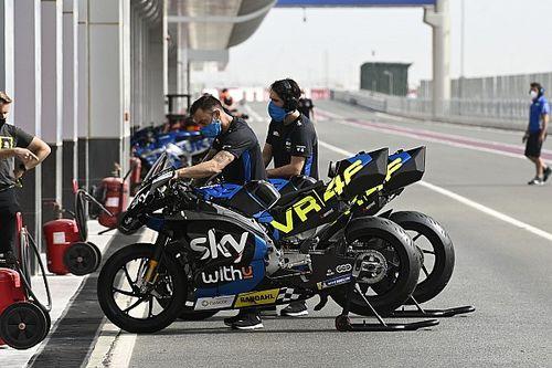 Un mecánico de MotoGP falsifica un test PCR