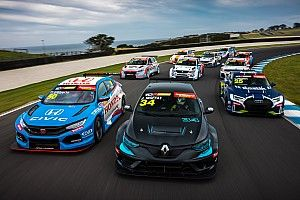 Livestream: TCR Australia from Symmons Plains