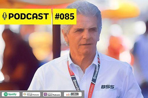 Podcast #085 – Chico Serra esclarece rivalidade com Piquet, amizade com Senna e briga com Raul Boesel