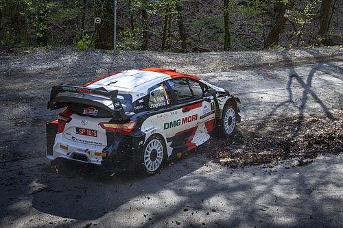 WRC, Rally Croazia, PS3: doppietta Toyota con Ogier ed Evans