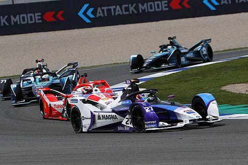 Dennis pakt in Valencia eerste Formule E-overwinning