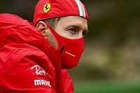 "Vettel ""at peace"" with himself over Ferrari F1 exit"