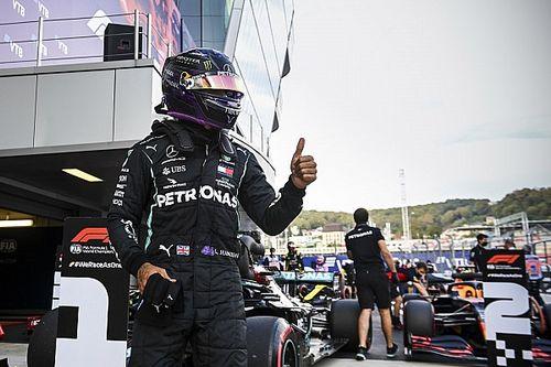 """Hamilton: """"Lehet, hogy néha én is tévedek, ha csapás ér"""""""