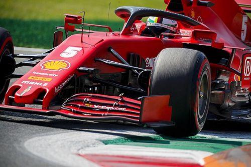 """F1: Ferrari planeja """"pequenas atualizações"""" para o GP da Rússia"""