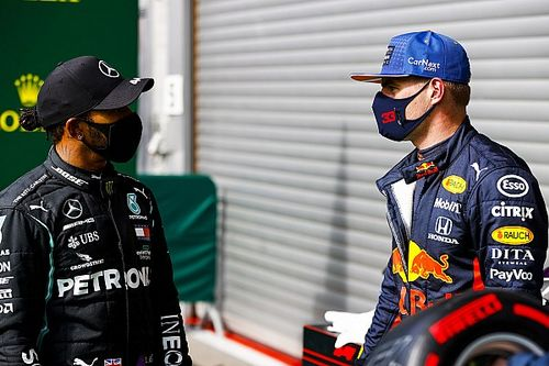 Hamilton should join Red Bull alongside Verstappen - Jordan