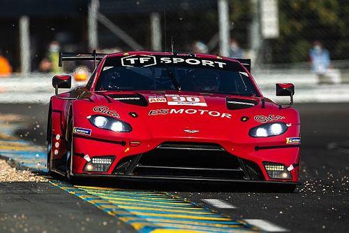 Aston Martin na czele FP2
