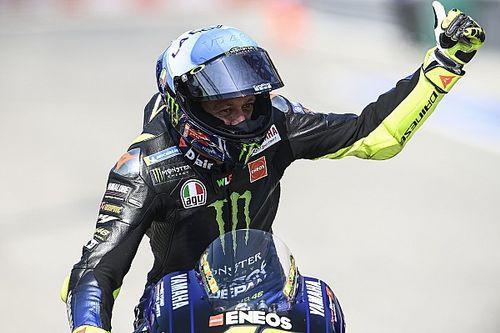 """Rossi: """"En el test encontramos algo que nos puede ayudar a llegar al podio"""""""