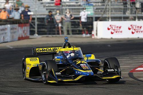 Indy: Herta vence em Long Beach e Palou é quarto para se sagrar campeão