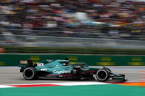 F1: Stroll é punido com dez segundos por incidente com Gasly