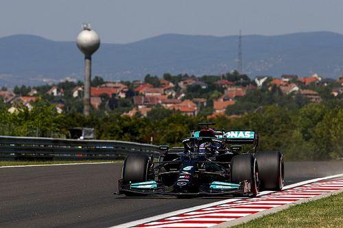 Volg LIVE de kwalificatie voor de F1 Grand Prix van Hongarije