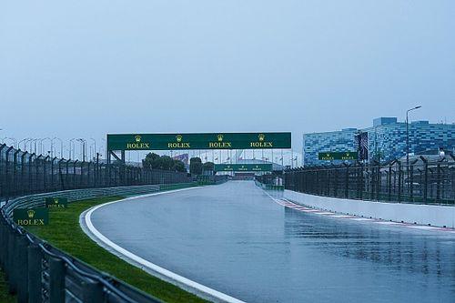 F3:荒天が続くソチ、レース2の中止が決定。岩佐歩夢、3番手スタートも雨で流れる