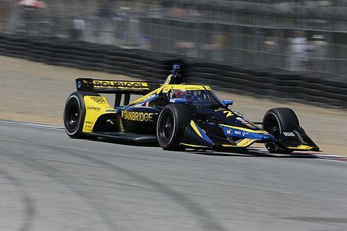 IndyCar: Herta domina a Laguna Seca, Grosjean brilla