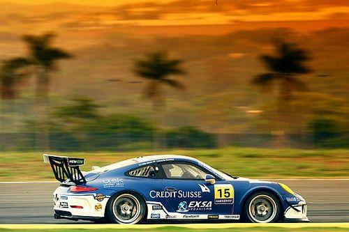 Porsche: Sanchez e Abreu largam em 4º na GT3 Sport em Goiânia na Endurance