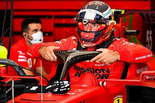 "F1 | Sainz deluso: ""Brutta gara. Urge rivedere i pit stop"""