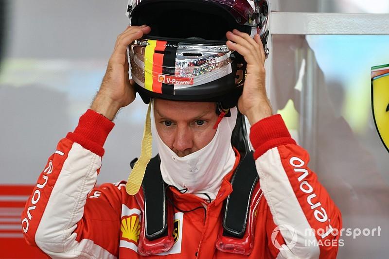 Muso lungo e speranze di Vettel: