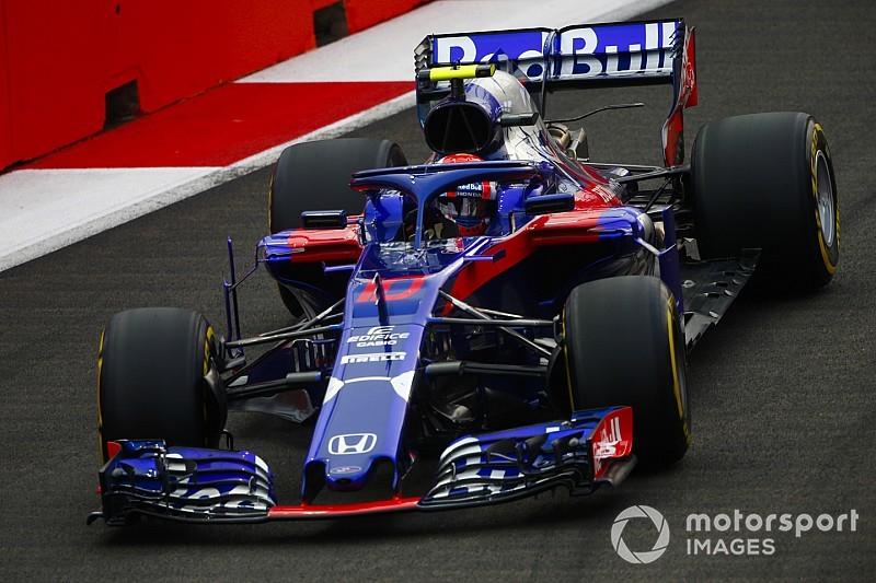 Toro Rosso: in arrivo ad Austin un nuovo fondo ed una nuova ala anteriore