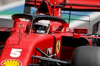 Vettel rozproszony decyzją Ferrari