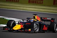 F2シルバーストン:角田裕毅がまたもフリー走行首位。FPトップタイムは今季3度目
