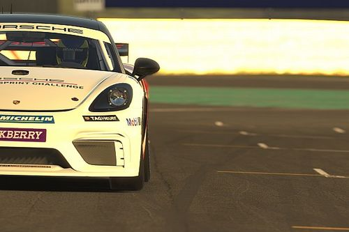 Porsche Esports Sprint Challenge acelera em Spa-Francorchamps para quarta etapa da temporada
