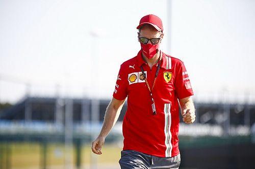 "Ferrari: ""Vettel'e destek vermek bizim görevimiz"""