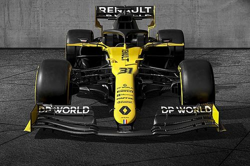 Renault presenta la livrea 2020 ed un nuovo title sponsor