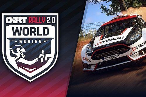 La saison 2 des DiRT Rally 2.0 World Series est annoncée